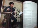 201403韓国のウクレレマガジンに掲載