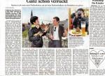 201504ドイツの新聞に掲載プファッヘンホーヘン市長と芸術教育について会談